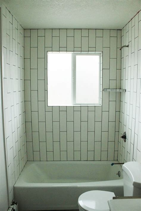 bathtub shower surround how to tips and advice