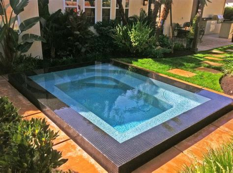 small pools and spas small pool idea for the home pinterest for the pool
