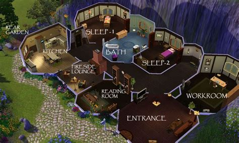 bilbo baggins house floor plan 25 awesome bilbo baggins house plans images hobbit house