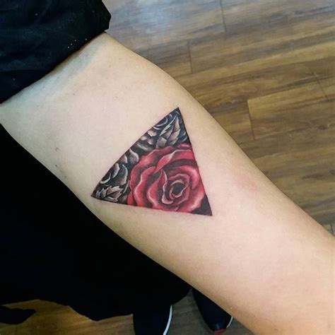 67 best triangle tattoos ideas triangle tattoo ideas tattoo collections