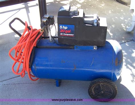 devilbiss 20 gallon air compressor item 7375 sold novem