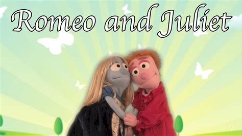 buy romeo and juliet in plain and simple romeo and juliet puppet videos for kids batterypop youtube