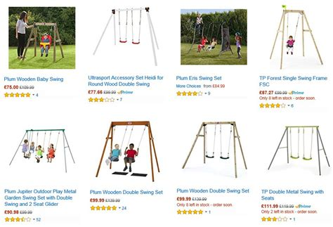 best prices on swing sets best price swing sets uk over 30 on display across 5