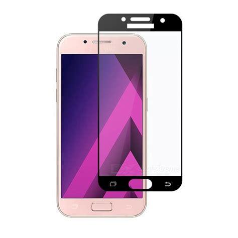 Tempered Glass Samsung Galaxy A3 2017 A320 dayspirit tempered glass for samsung galaxy a3 2017 a320 black free shipping