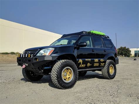 lifted lexus rx picture gallery lexus gx470 off road project from sema