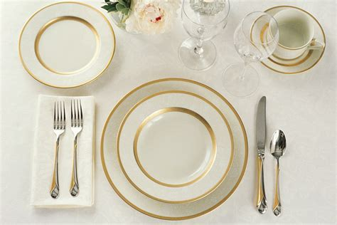 dining room place settings dish and dinnerware brisk living