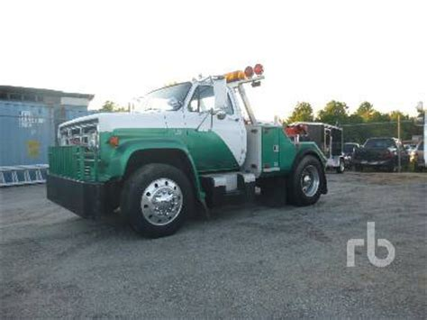 Truck Accessories Used Sale New Used Tow Trucks Equipment For Sale Ritchie Bros