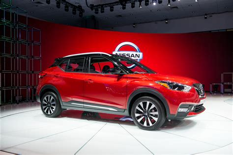 2018 Nissan Kicks Debuts As The Brand S Utility Warrior