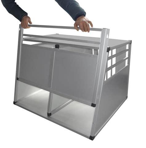 gabbie trasporto cani in alluminio trasportino in alluminio per trasporto cani in auto