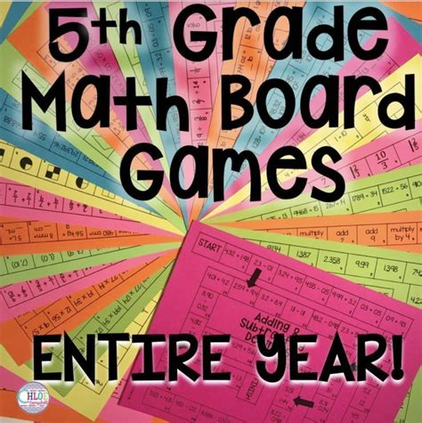 printable math board games 5th grade 10825 best fifth grade finds images on pinterest reading