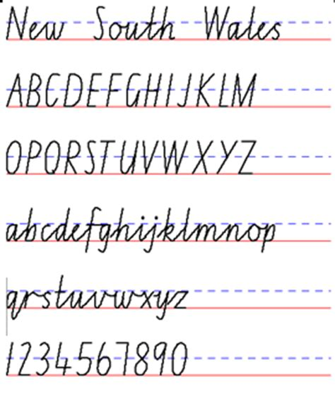 Nsw Foundation Handwriting Printable Worksheets by Windows And Android Free Downloads Foundation Cursive Font
