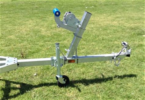 aluminum boat trailer winch post boat trailer accessories and spare parts at manning marine