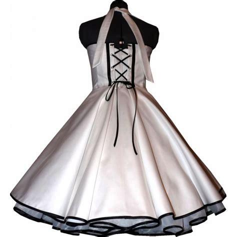 Zum Hochzeitskleid by 50er Jahre Brautkleid Zum Petticoat Hochzeitskleid Wei 223