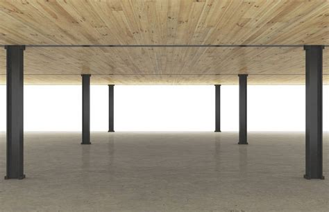 Timber concrete composite floor systems for tall buildings