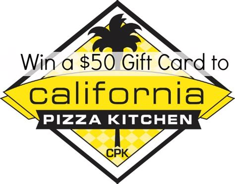 California Pizza Kitchen Gift Cards - cpk gift card balance lamoureph blog