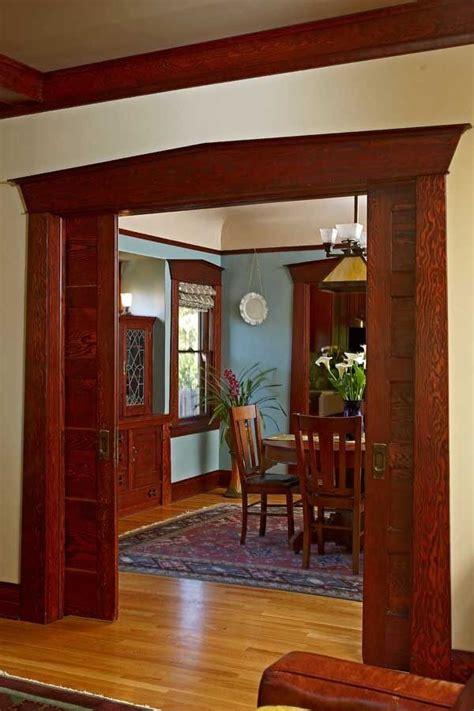 pin  bradley thompson  craftsman interior paint ideas