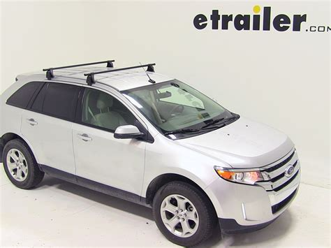 Roof Rack For Ford Edge by Yakima Roof Rack For 2012 Edge By Ford Etrailer