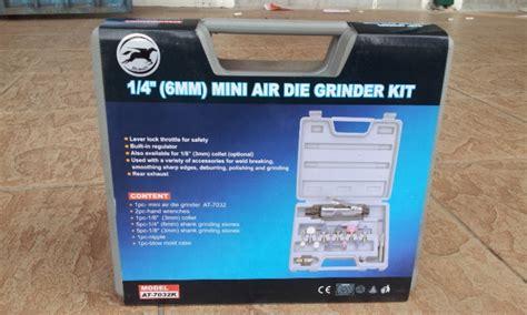 Mini Air Die Grinder 6mm 1 4 Atp 202 Top Quality Perkakas Angin hymair 1 4 quot 6mm mini air die grinder kit my power tools