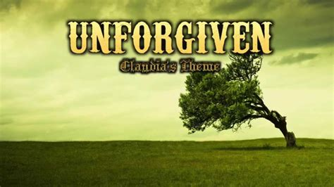 unforgiven theme song unforgiven claudia s theme classical guitar youtube