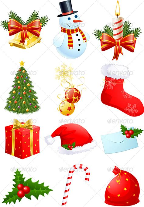 christmas symbols by freeiconsfinder on deviantart