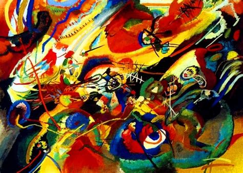 imagenes abstractas de kandinsky pinturas abstractas modernas kandinsky car interior design