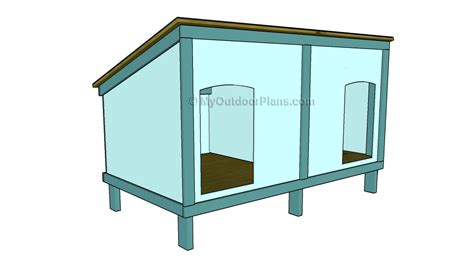 dog house blue prints doghouse plans double dog house plans free outdoor plans diy shed wooden