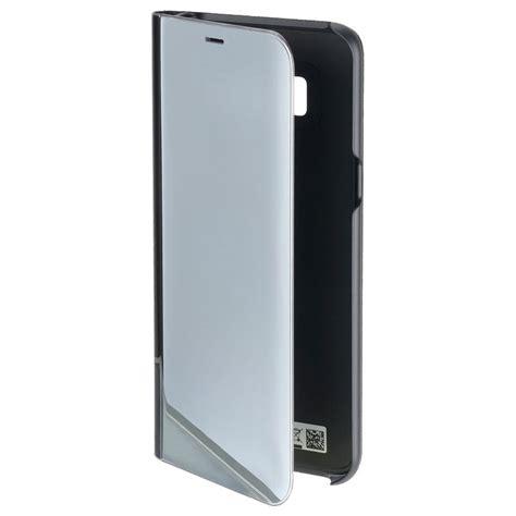 Original Samsung Galaxy S8 Clear View Stand Cover Silver samsung galaxy s8 clear view cover ef zg950cb nero