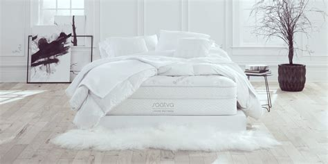 saatva bed reviews saatva a mattress of luxury comfort soda fine