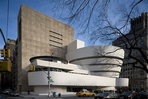 Frank Lloyd Wright Réalisations by Cl 225 Sicos De Arquitectura Museo Guggenheim Solomon R