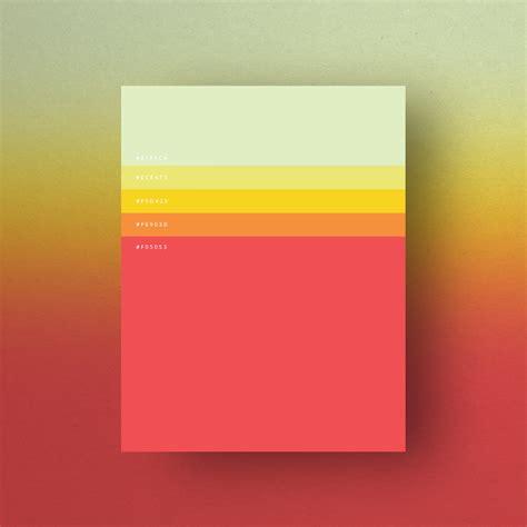 popular color the minimalist color palettes of 2015 fubiz media