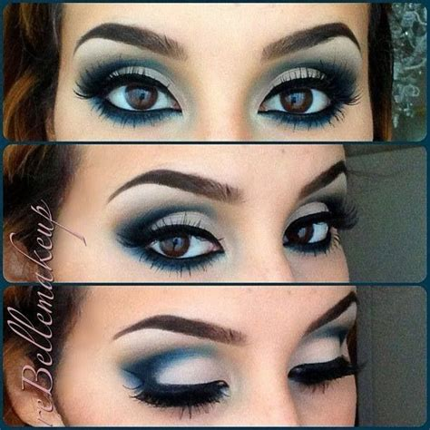 Eyeshadow For Dress light blue prom makeup www imgkid the image kid