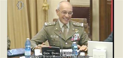 concorsi dei deputati generale errico alla dei deputati esercito italiano