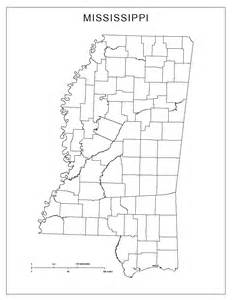 maps of mississippi