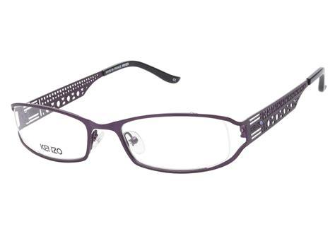 kenzo glasses kenzo 2143 c02 purple coastal 174