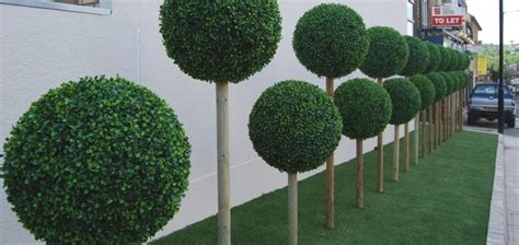 decorative plants for home 25 ideas of outdoor artificial plants