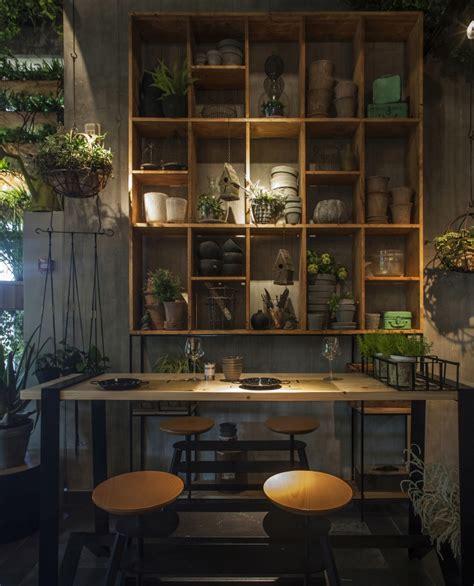 segev kitchen garden restaurant by studio yaron tal hod