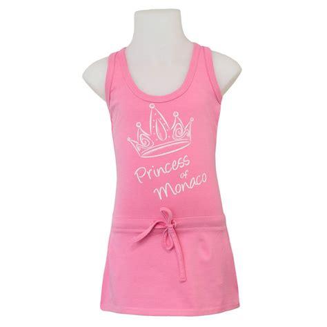 Kung Souvenir Dress Jersey Big Size Pink dress monaco princess pink souvenirs shop monaco addict
