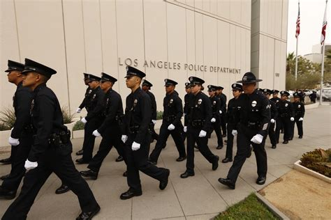 Lapd Records New Adopted By The Los Angeles Commission Make Fewer Shootings By Lapd