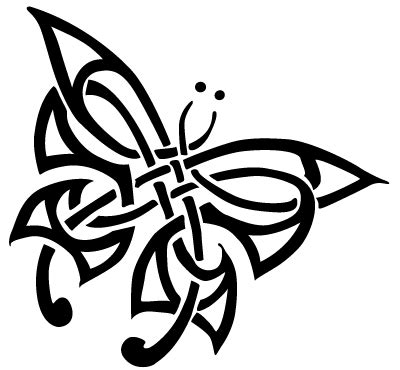 celtic butterfly tattoos designs symbolism celtic zodiac meanings