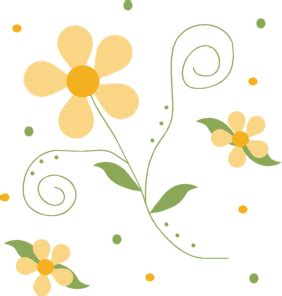 cute pattern png yellow flower pattern clip art yellow flower pattern image