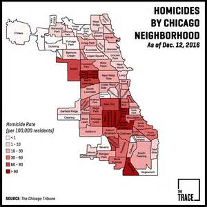 Chicago Crime Map by Do 2016 Homicide Rates Mean America Is Experiencing A