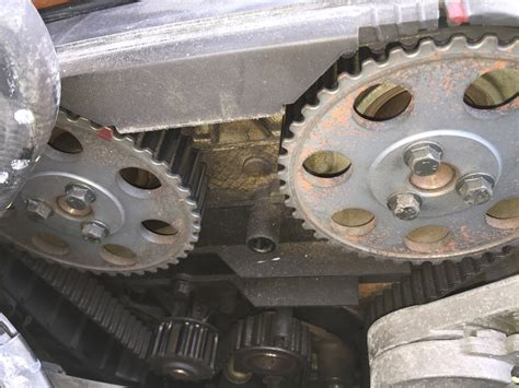 oil leak  timing belt cover volvo forums volvo enthusiasts forum
