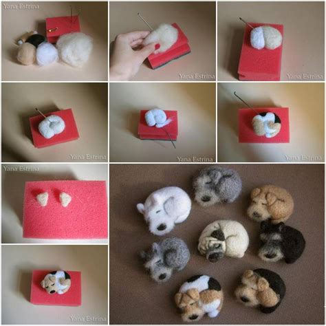 how to make small cute ornaments how to make wool step by step diy tutorial thumb how to