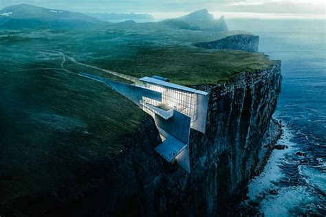 Furniture Kitchen by Iceland Cliffside Retreat Uncrate