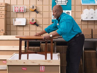Ship Furniture Ups by Ship Furniture Packing Solutions For Household Or Business Furniture The Ups Store