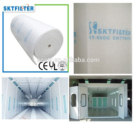 Ceiling Filters by Spray Booth Ceiling Filter View Spray Booth Filter Skt Product Details From Zhongshan