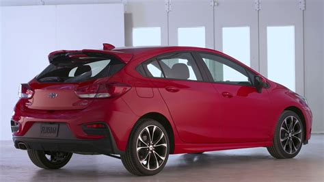 chevrolet cruze hatch rs youtube