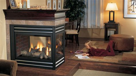 3 Sided Glass Fireplace by Regency Panorama 174 P131 Three Sided Gas Fireplace Leisure