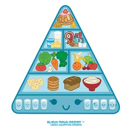 imagenes de comida saludable kawaii kawaii