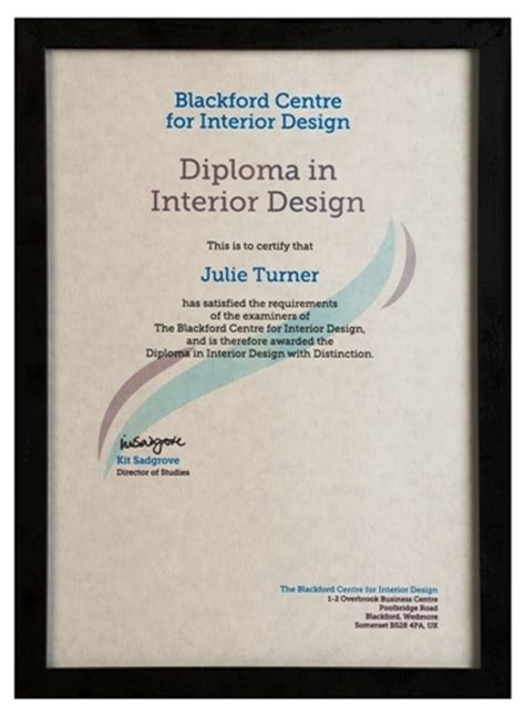 interior design online diploma glamcornerxo diploma in interior design